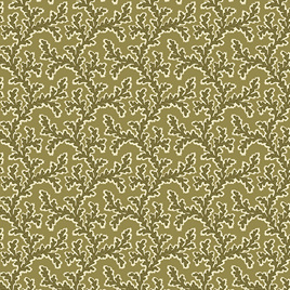 Khaki Coral Vines A-9130-BG