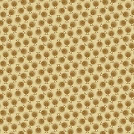 Khaki Dandelion Dot A-9135-RN