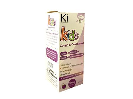 Ki Cough & Cold Liq Kids 200ml