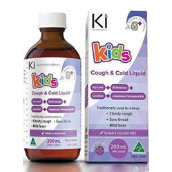 KI Kids Cough & Cold Liquid 100ml