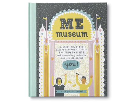 Kids Activity Book Me Museum