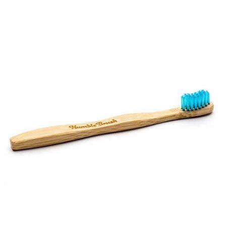 Kids' Bamboo toothbrush - BLUE