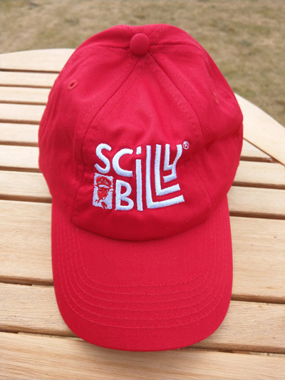 Kids' Baseball Cap - Red