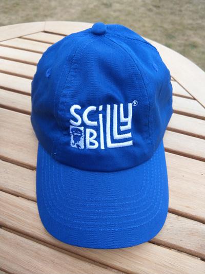 Kids' Baseball Cap - Royal Blue