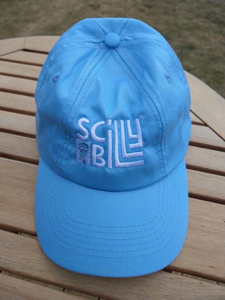 Kids' Baseball Cap - Sky Blue