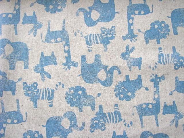 Kids Club Animals Blue
