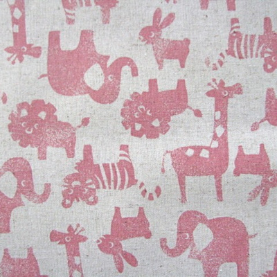 Kids Club Animals Pink