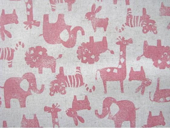 Kids Club Animals Pink