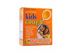 KIDS COUGH ORANGE LOLLIPOPS 10'S