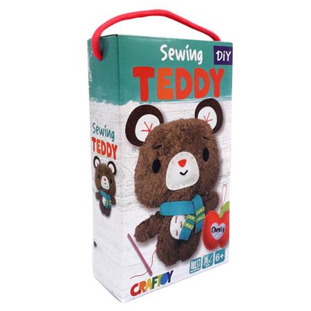 Kids DIY Sew Your Own Teddy