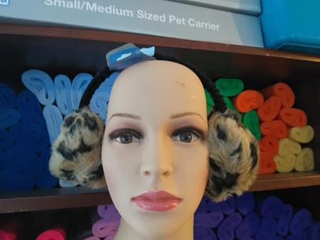Kids Ear Muff Headband - Style 1