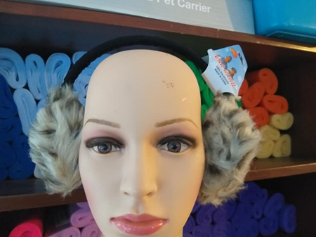 Kids Ear Muff Headband - Style 2