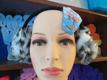 Kids Ear Muff Headband - Style 3