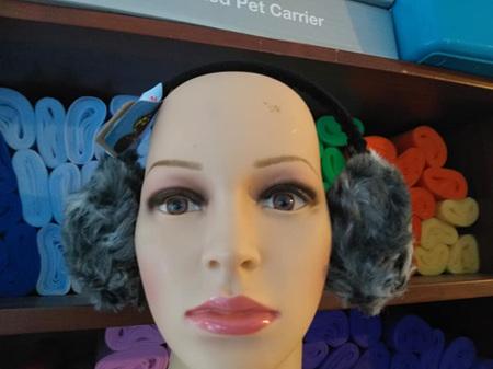 Kids Ear Muff Headband - Style 4