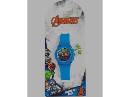 Kids Flashing Digital Watches Avengers