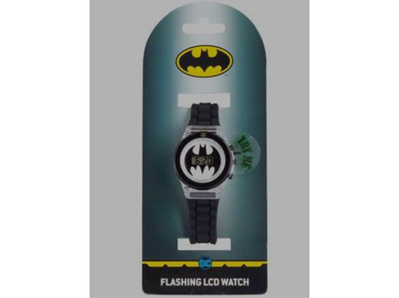 Kids Flashing Digital Watches Batman