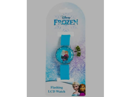 Kids Flashing Digital Watches Frozen