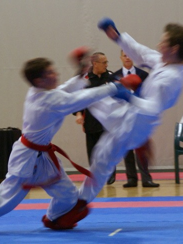 Kids Intermediate Karate Class