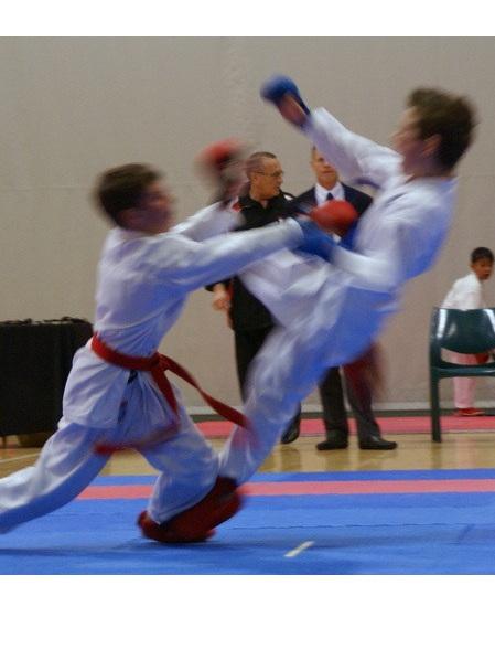Kids Intermediate Karate Class