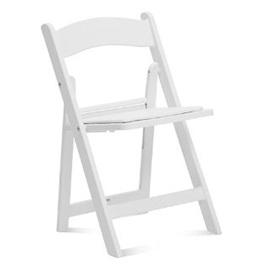 Kids Junior Chair Classic White
