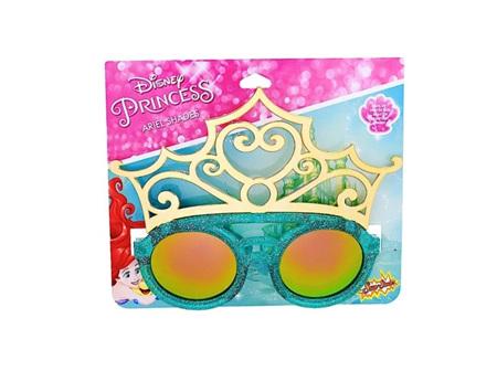 Kids Sunglassess princess Crown Ariel