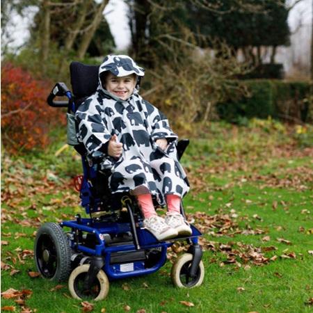 Kids Wheelchair Ponchos