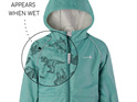 kids winter jacket recycled plastic sustainable warm nz