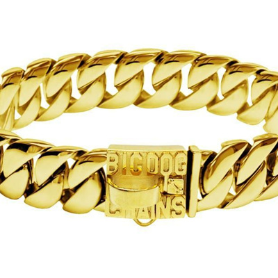 Big Dog Chains - The KILO Solid 10K Gold