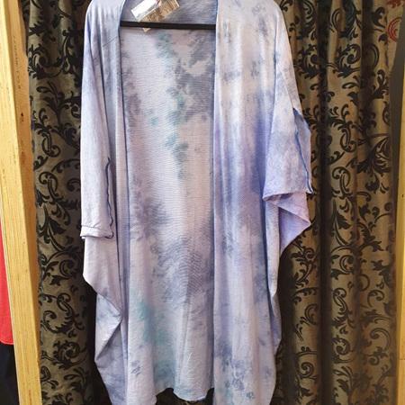 Kimono Cardi - purples