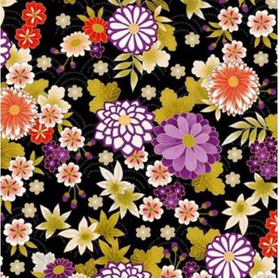 Kimono - Chrysanthemums