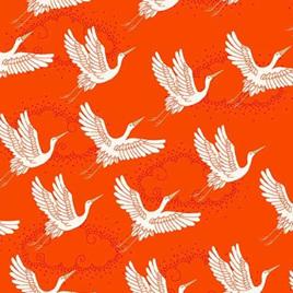Kimono - Cranes - 93140-104