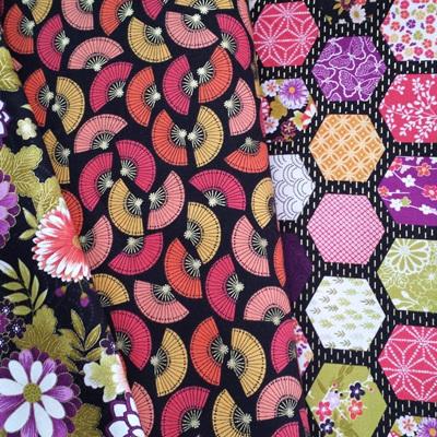Kimono - Fat 1/4 bundle