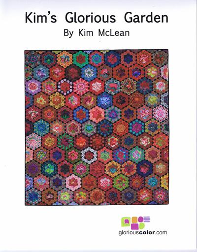 Kim's Glorious Garden Pattern