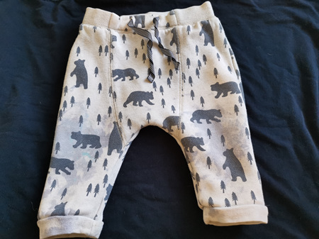 KINDY COND Fleece Wilderness Pants