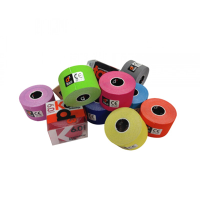 d3 Kinesiology Tape (Assorted Colours)