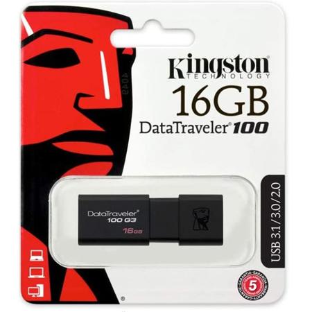 KINGSTON USB DRIVE 16GB