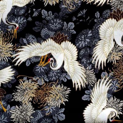 Kirakira - Cranes Black