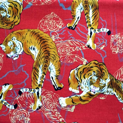 Kirakira - Tiger Red