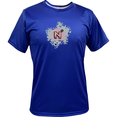 Kirby Tee - Bright Blue