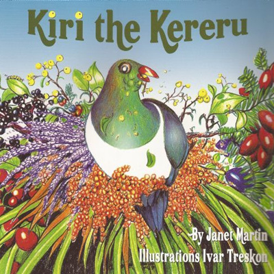 Kiri the Kereru