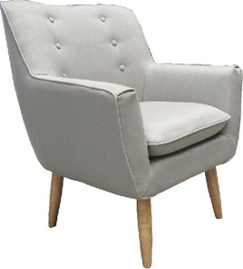 retro occasional chair beige retro occasional chair beige nz 469 00