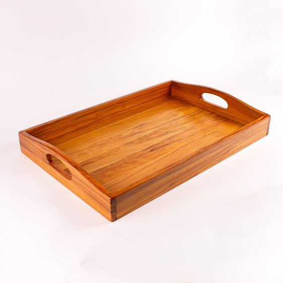 kitchen tray heart rimu