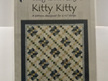 Kitty Kitty Quilt Pattern