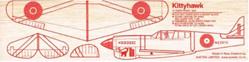 Kittyhawk Panel Glider
