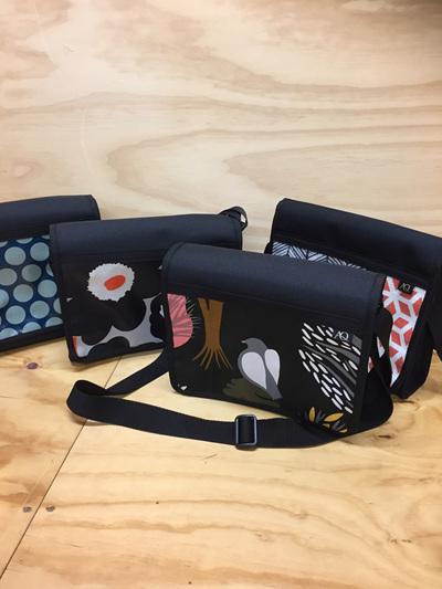 Kiwa - medium satchel