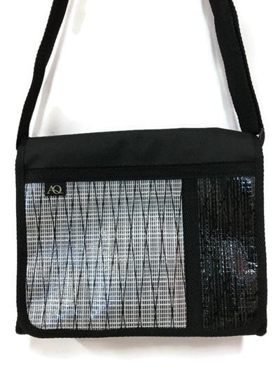 Kiwa satchel - sailcloth