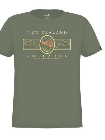 Kiwi and Koru Unisex Tee