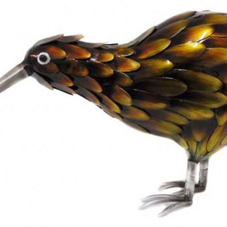 Kiwi Feeding Ornament