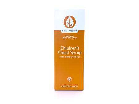Kiwi Herb Children's Chest Syrup