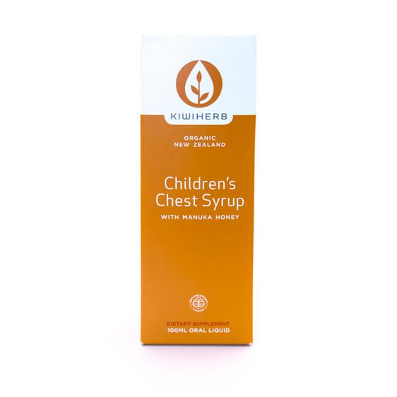 Kiwi herb Children's Chest Syryp